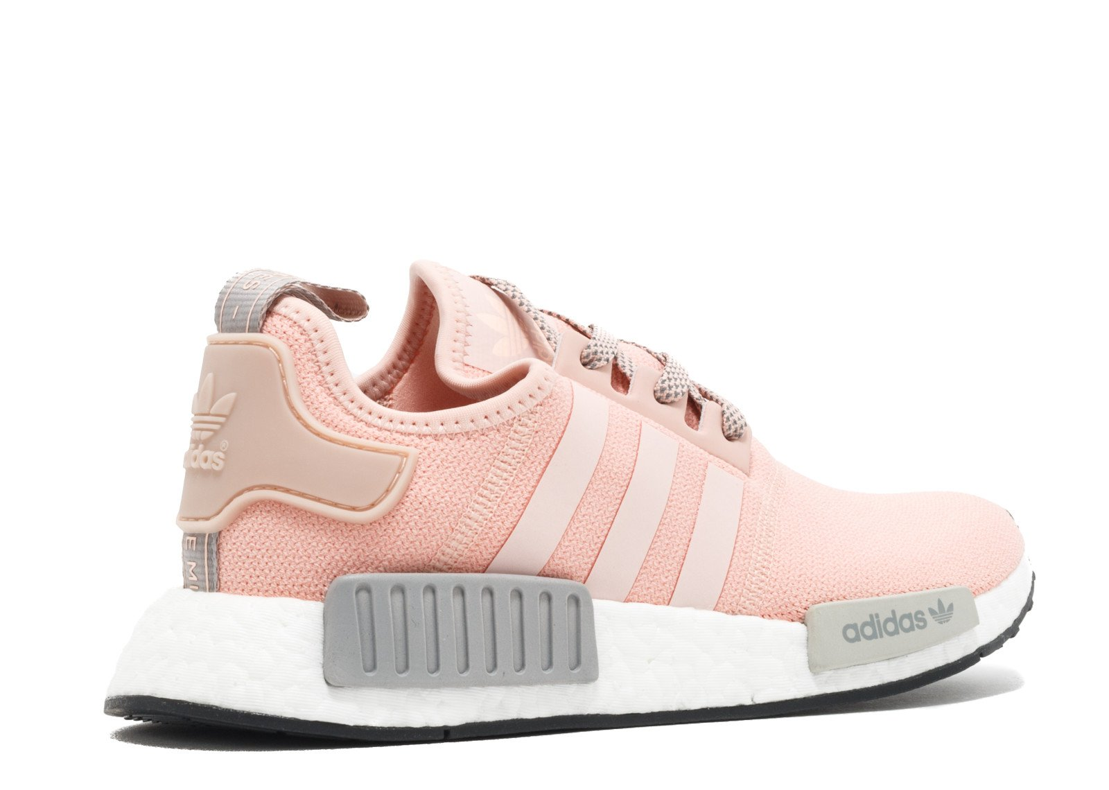 hot sale online 9e49f 8e9bb ... coupon for amazon adidas nmd r1 womens offspring by3059 vapour pink  light onix sz 9.5us