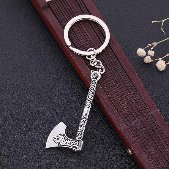 YPT - Llaveros de Skyrim Accessories con símbolo de Odin ...