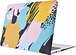 EGONE MacBook Pro 13 Inch Hard Plastic Protective Case Shell for Model A1989/A1706/A1708(2016-2018), Art