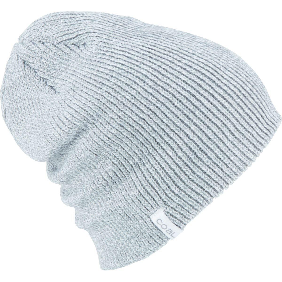 Amazon.com  Coal Unisex The Frena Solid Beanie Light Grey Marl  Clothing ce83c6b1783