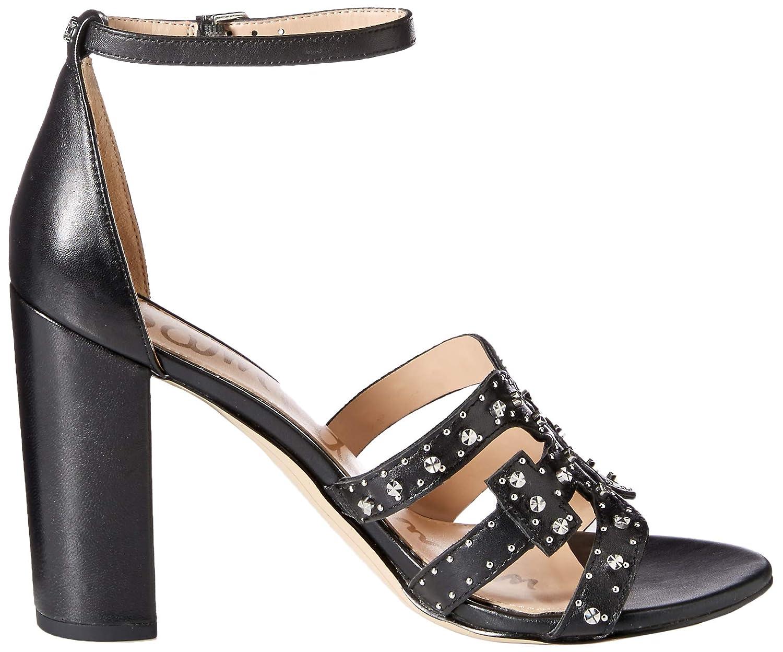 1f9d274780d Amazon.com  Sam Edelman Women s Yasha Heeled Sandal  Shoes