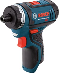 Bosch Bare-Tool PS21BN 12-Volt Max Lithium- Ion 2-Speed Pocket Driverwith Exact-Fit L-BOXX Tool Insert Tray