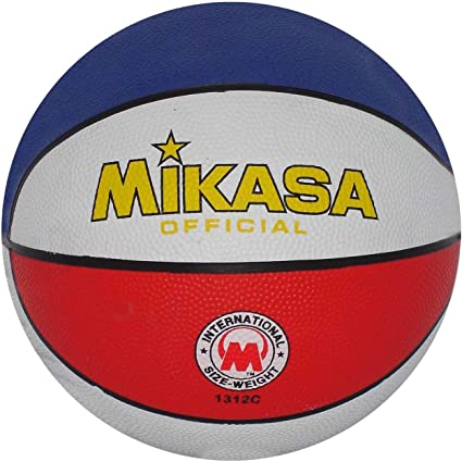 Mikasa 1312C Baloncesto Tamaño 27.5
