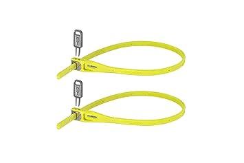 Hiplok Z-Lok Cable Lock Single Black
