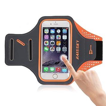 9dda222fee3 Brazalete deportivo Para Correr Prueba de Sudor Apoyo Gimnasio Deportivo  Banda Armband soporte para llaves,