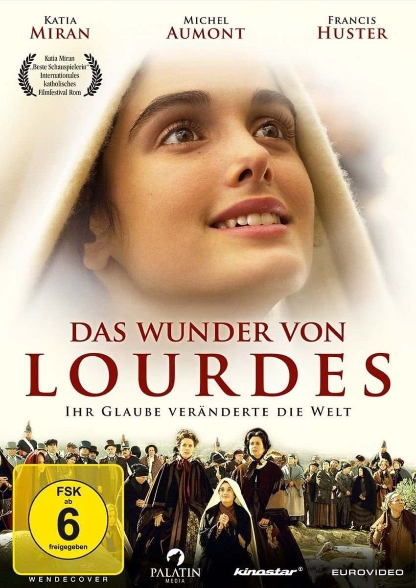 Das Wunder von Lourdes: Amazon.de: Katia Miran, Michel Aumont ...