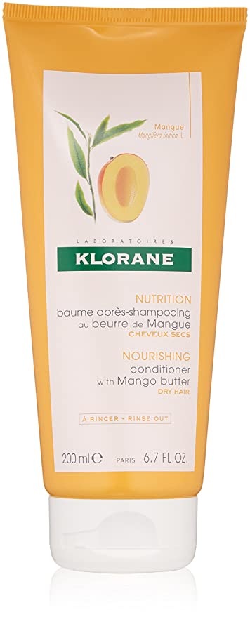 Klorane Bálsamo Acondicionador Nutritivo Mango 200ml