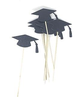 amazon com 8 pack of 2018 centerpiece sticks for diy graduation and