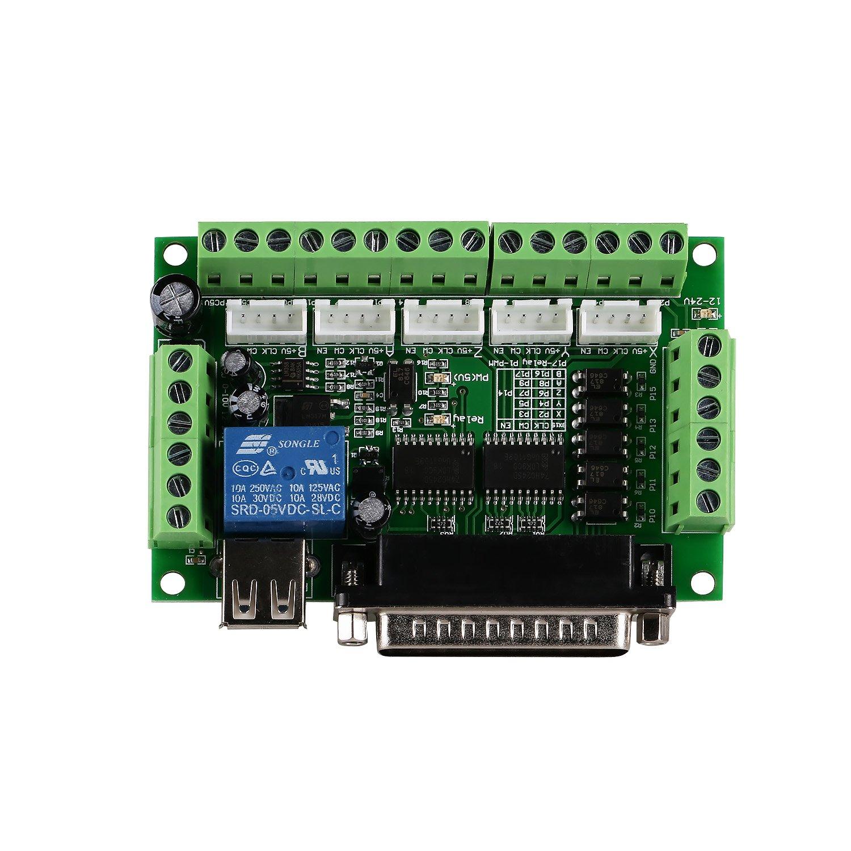 Mach3 Cnc Board Wiring Diagram Libraries Router Librarysainsmart 4 Axis Kit Tb6600