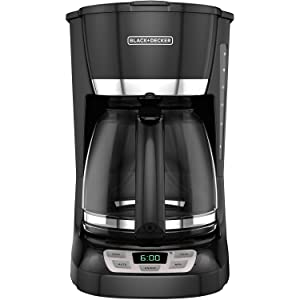 Black & Decker 12-Cup Programmable Coffee Maker - 2 year warranty
