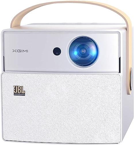Amazon.com: XGIMI CC Aurora, Smart Wi-Fi Mini Proyector, 350 ...
