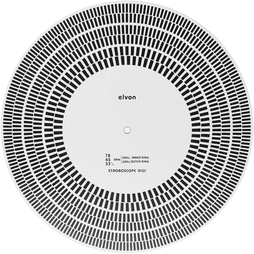 MOVKZACV Giradischi Cartuccia Allineamento Goniometro Mat Taratura Piastra Record Pickup Taratura Piastra Giradischi Accessori