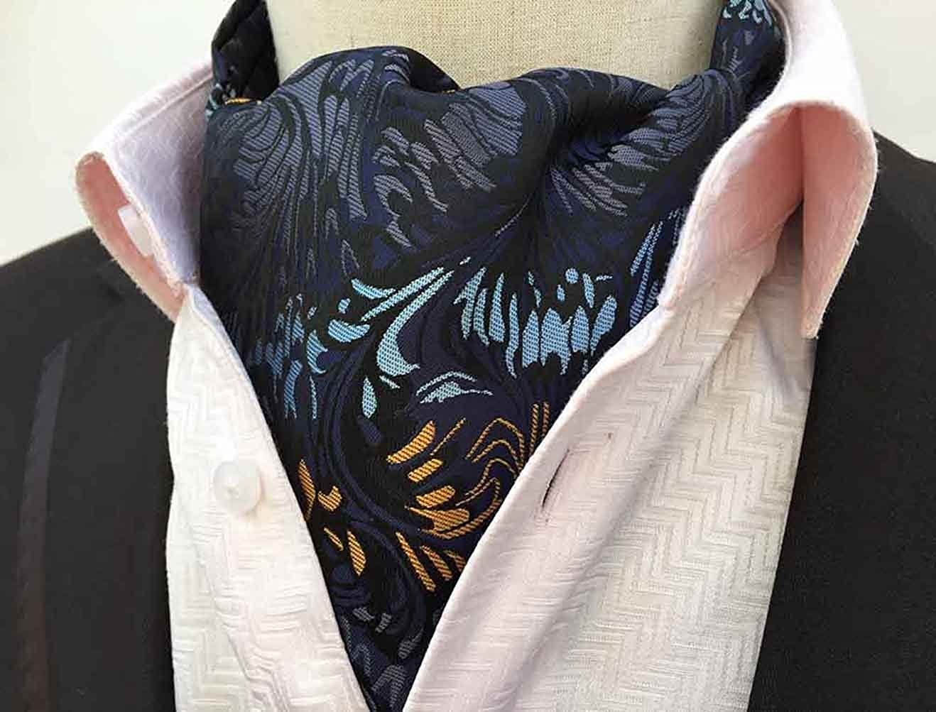 YIhujiuben Men Flower Paisley Cotton Long Sleeve Casual Button Down Shirt