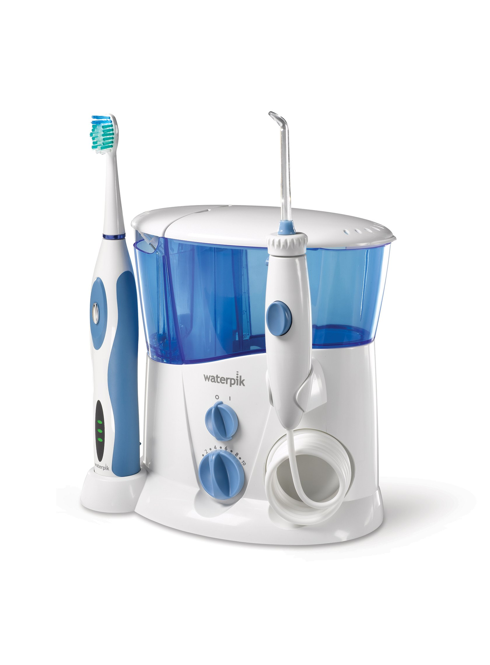 Waterpik Complete Care Wp900 Electric Waterflosser and Sonic Toothbrush All-in-1 by Bathroom Accessories by Waterpik (Image #1)