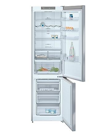 Balay 3KF6853MI Independiente 366L A++ Acero pulido nevera y congelador - Frigorífico (366 L,