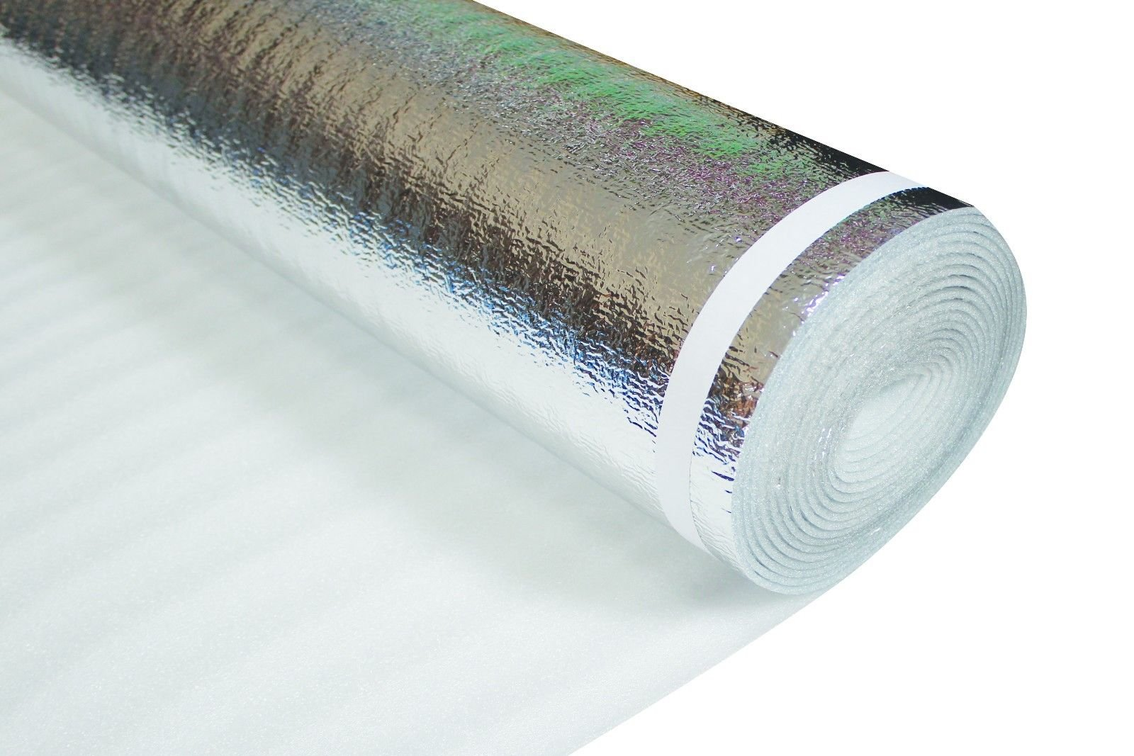 3in1-3mm Thick - 400sqft - Underlayment Foam with self-Sealing Lip and Tape - Laminate,Vinyl,WPC,Bamboo,Engineered Floor