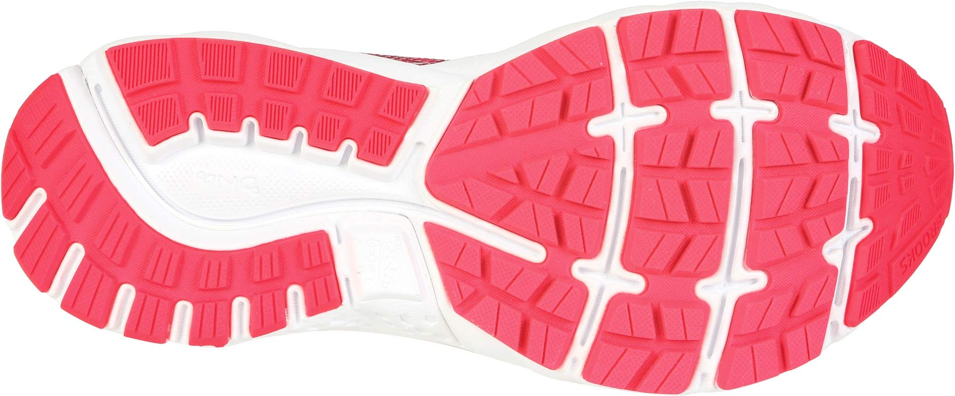 Brooks Women's Ghost 11 Aster/Diva Pink/Silver 5.5 B US by Brooks (Image #2)