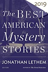 The Best American Mystery Stories 2019 Paperback