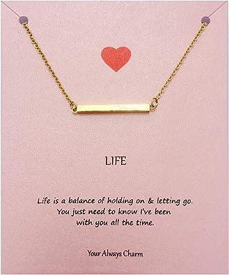 b.u Journey of Life Necklace 16-18