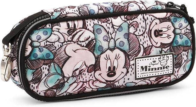Minnie Mouse- Disney Classic Minnie Estuche Portatodo, Multicolor, 21 cm (Karactermania KM-37563): Amazon.es: Juguetes y juegos
