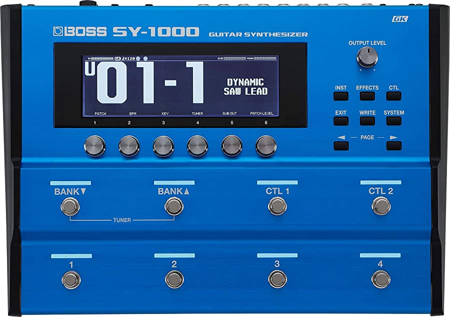 BOSS SY-1000