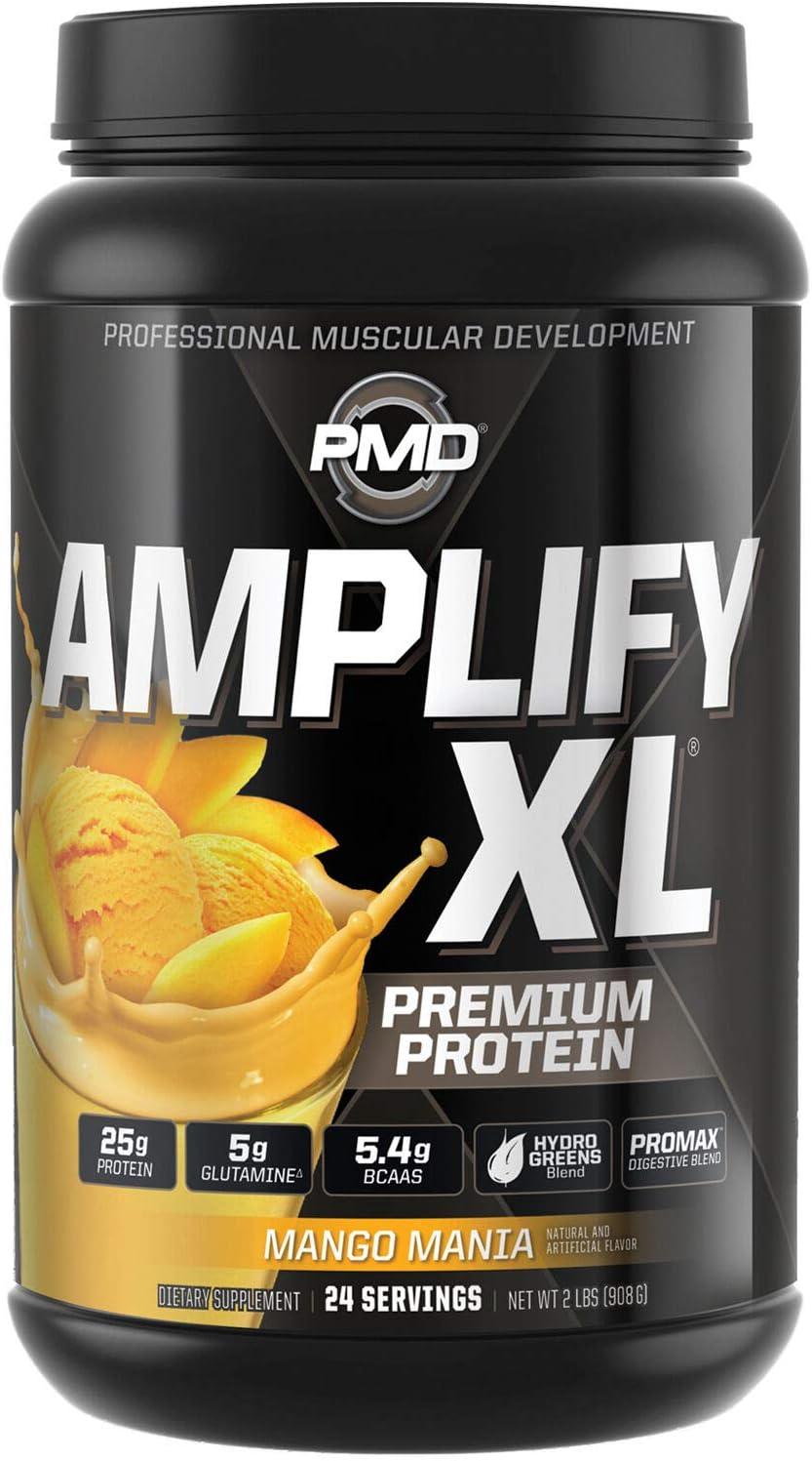 PMD PMD Amplify XL Protein – Mango Mania 2 lbs.