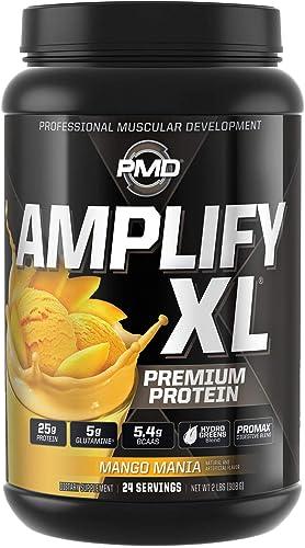 PMD PMD Amplify XL Protein – Mango Mania 2 lb s .