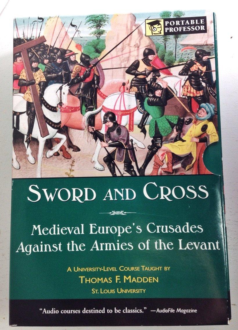 Sword Cross Medieval Crusades Professor product image