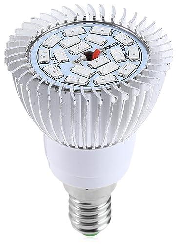 Langboss: Bombilla LED de 8W, 18SMD, 5730,