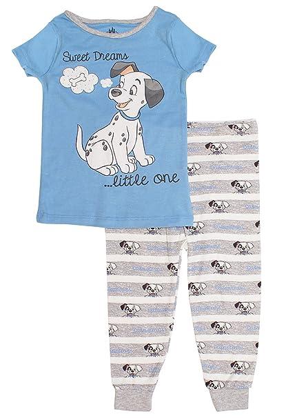 Niño Bebé Disney 101 Dalmatians Dulce SUEÑO Little One Pijama Talla de 9A 36 Meses,