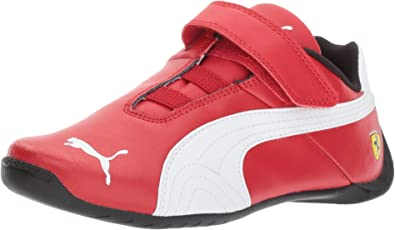 PUMA Kids' Ferrari Future Cat V Sneaker