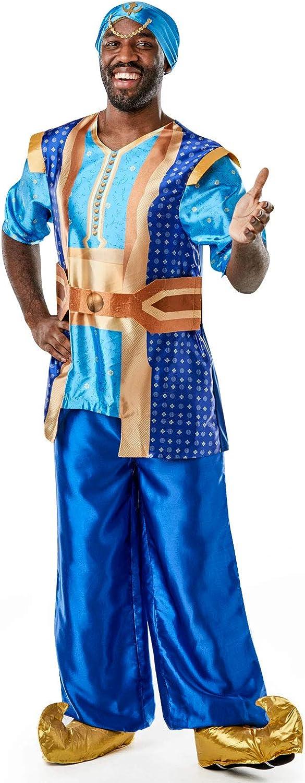 Rubies - Disfraz oficial de Aladdin de Disney Live Action para ...