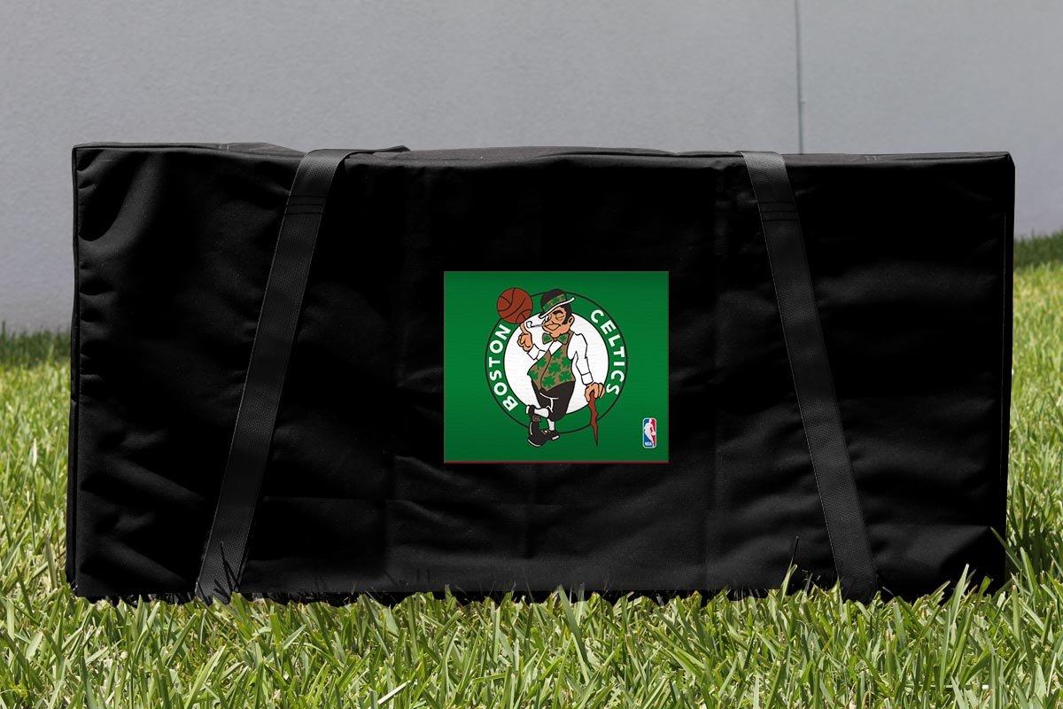 Victory Tailgate Boston Celtics NBA Cornhole Carrying Case