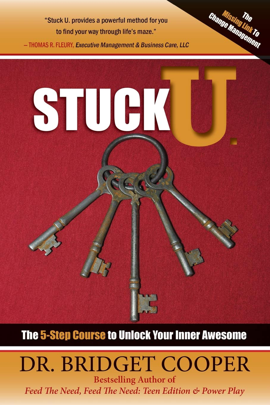 stuck u the 5 step course to unlocking your inner awesome dr rh amazon com