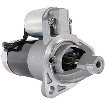 DB Electrical SMT0063 Starter For Jeep 5.2 5.2L Grand Cherokee 93 94 95 96 97 98 and 5.9 5.9L 1998/5.2 5.2L Grand Wagoneer 1993: Automotive