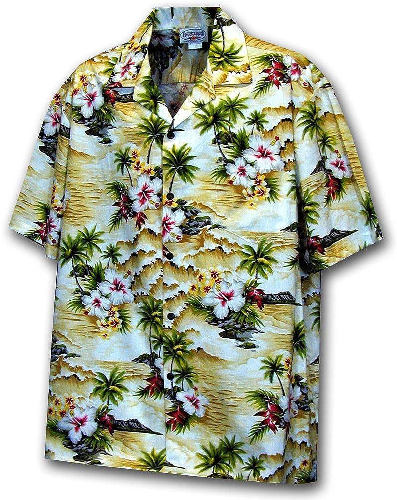 Waikiki Beach Boys Hawaiian Aloha Shirts