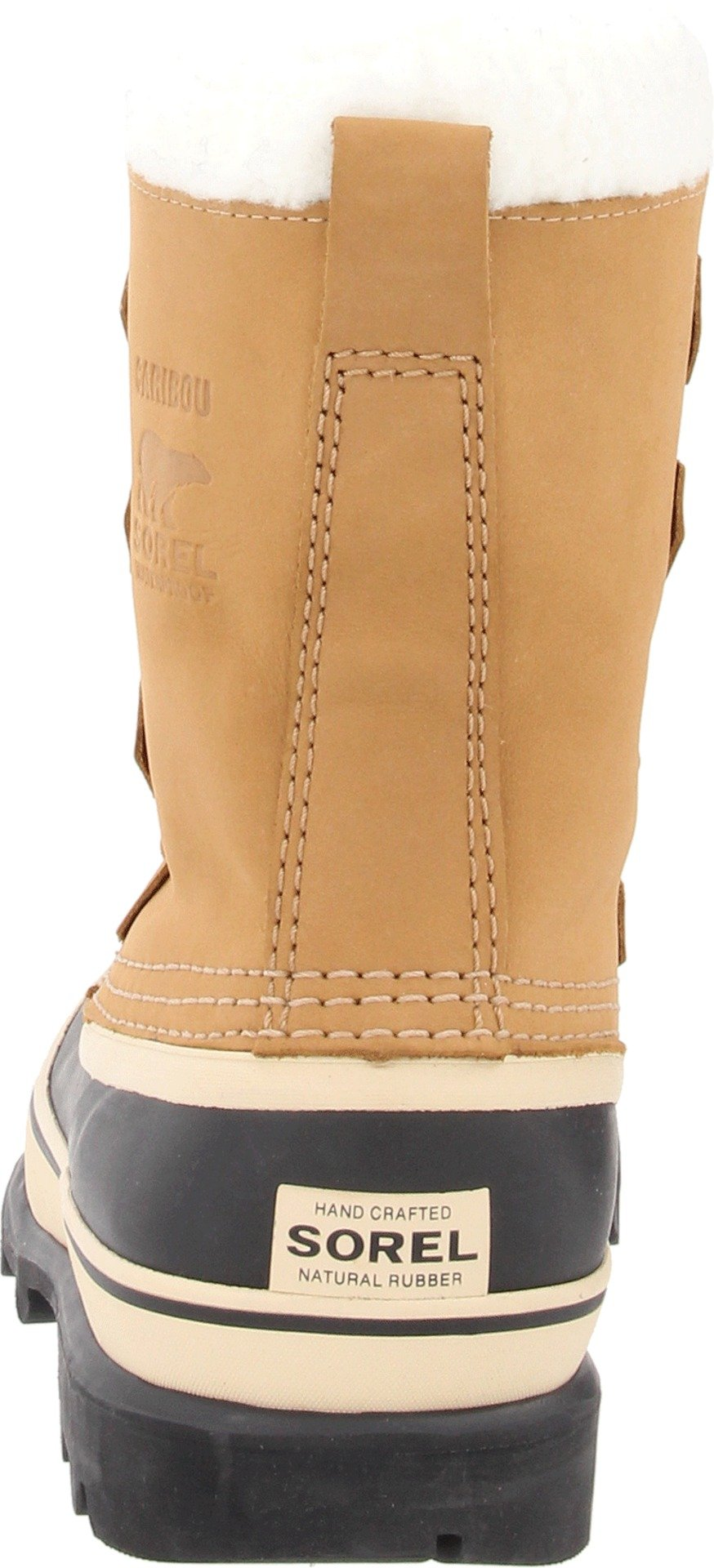 SOREL Women's Caribou NL1005 Boot,Buff,10 M by SOREL (Image #2)