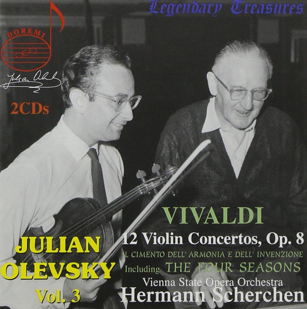 12 Violin Concertos Op 8 by DHR