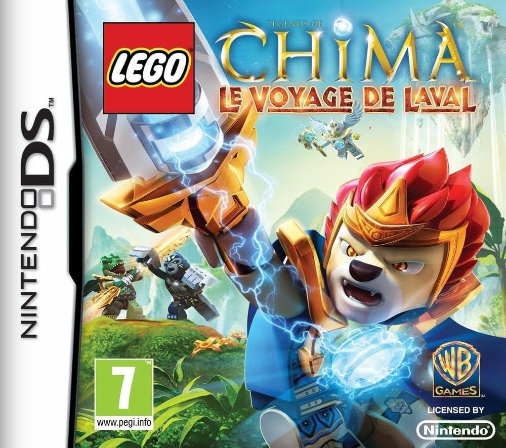 Lego Legends Of Chima: Le Voyage De Laval [Importación Francesa ...