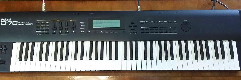 D-70 Super La Sintetizador: Amazon.es: Instrumentos musicales