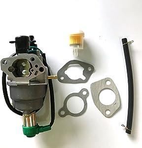Carburetor Carb for Honeywell HW5500 HW5000E HW6200 100924A 100925A 6036 6037 6151 Generator