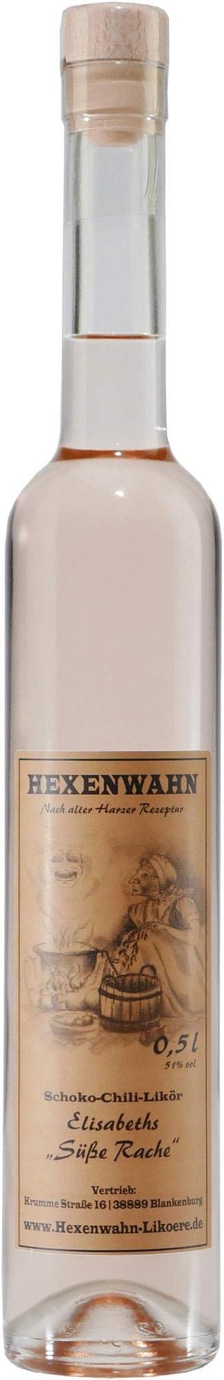 Hexenwahn Elisabeths Susse Rache Schoko Chili Likor Amazon De Bier Wein Spirituosen