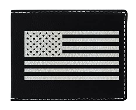 Wallets for Men American Flag Wallet Fathers Day Gifts from Son Big Brother  Gifts from Sister 92e9d3e5c