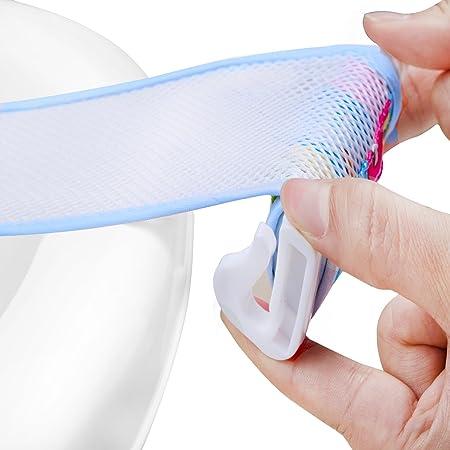 Badewannensitz Baby antirutsch kreuzförmig Badewanne Unterstützung Badezubehör