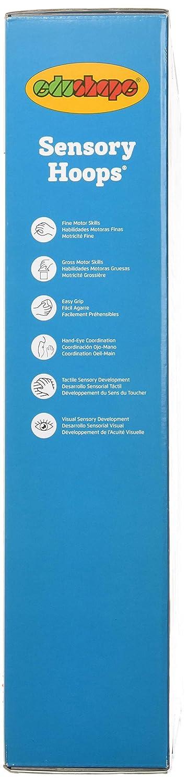 Edushape Sensory Hoops 525006