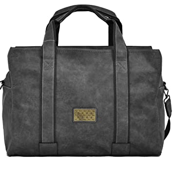 Sac de voyage weekend Kaki Mixte David Jones sefcy4
