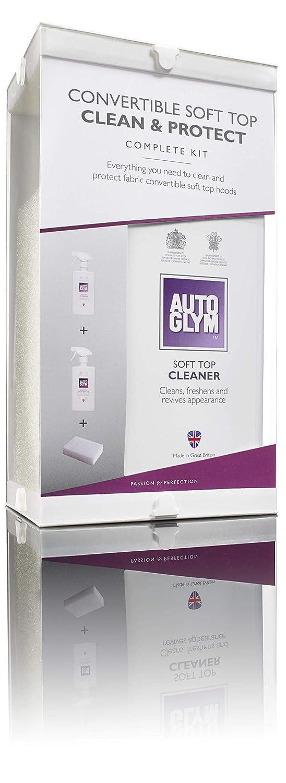 Autoglym AG 255003 Convertible Soft Top Clean & Protect Complete Kit Altro Ltd.