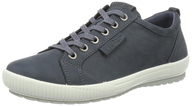 Legero Damen Tanaro Sneaker, Blau (Azzurro), 37 EU (4 UK)