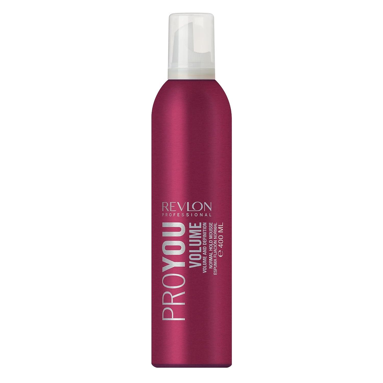 Revlon Professional ProYou Mousse de Cabello Activador de Rizos 400 ml
