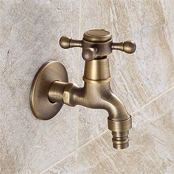 Smc Wasserhahn Antik Kupfer In Wand Einzel Kaltwasserhahn